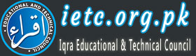 IETC-Iqra Educational & Technical Council